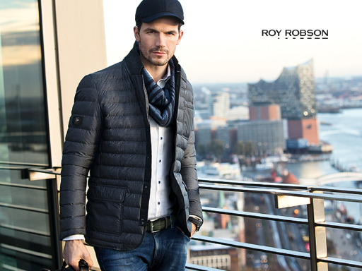 Roy Robson Herrenmode casual